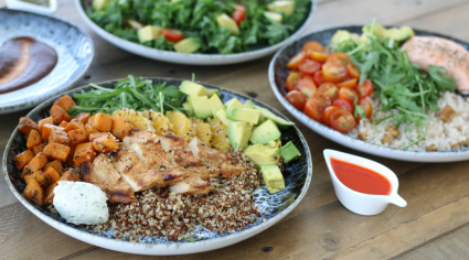 Healthy food concept balance. launches in Dubai